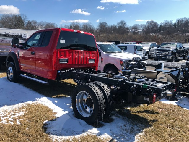 2019 F-550 Super Cab DRW 4x4,  Cab Chassis #G5265 - photo 1