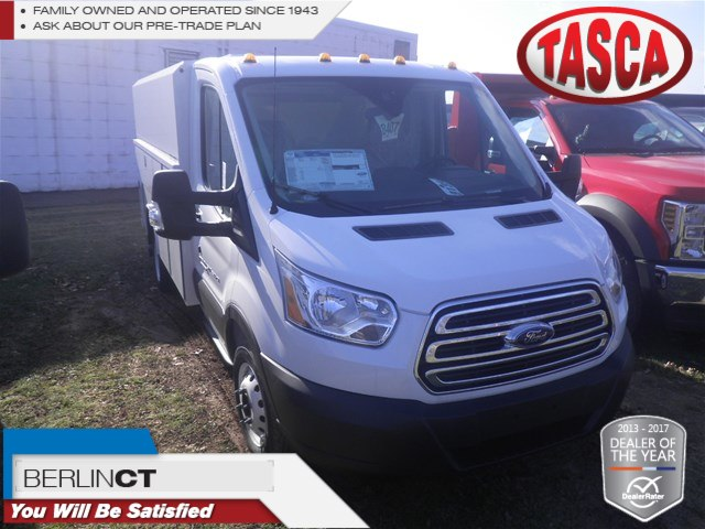 2019 Transit 350 HD DRW 4x2,  Reading Aluminum CSV Service Utility Van #G5279 - photo 1