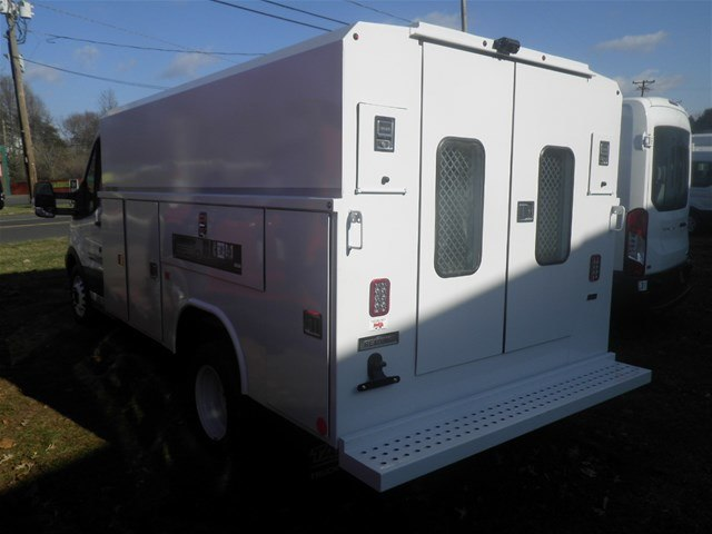 2019 Transit 350 HD DRW 4x2,  Reading Aluminum CSV Service Utility Van #G5279 - photo 5