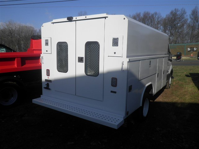 2019 Transit 350 HD DRW 4x2,  Reading Aluminum CSV Service Utility Van #G5279 - photo 2
