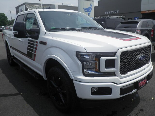 2019 F-150 SuperCrew Cab 4x4,  Pickup #G5292 - photo 3