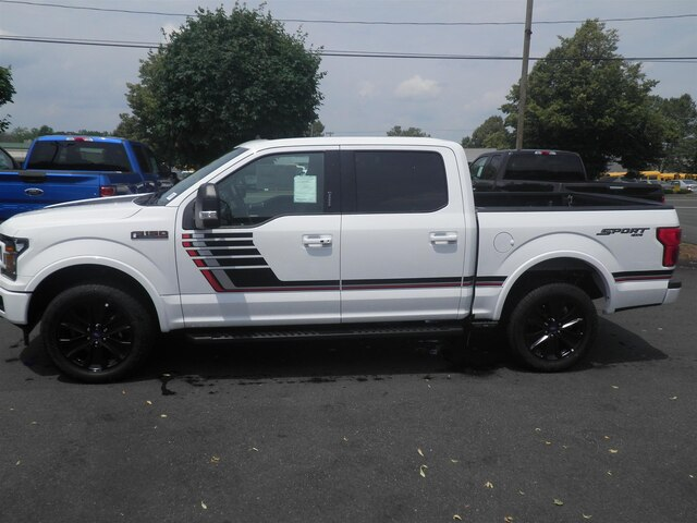 2019 F-150 SuperCrew Cab 4x4,  Pickup #G5292 - photo 5