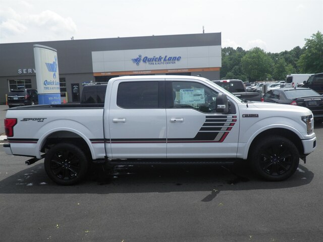 2019 F-150 SuperCrew Cab 4x4,  Pickup #G5292 - photo 8