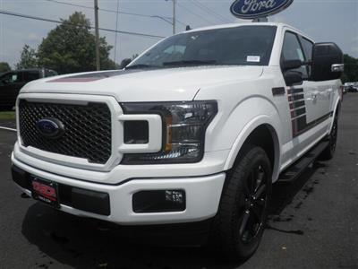 2019 F-150 SuperCrew Cab 4x4,  Pickup #G5292 - photo 4