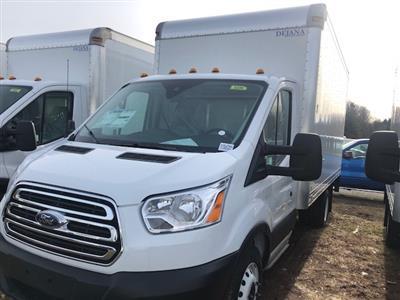 2019 Transit 350 HD DRW 4x2,  Dejana Truck & Utility Equipment DuraCube Cutaway Van #G5295 - photo 3