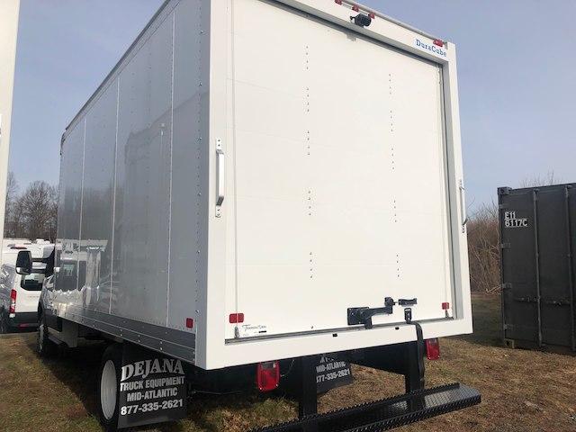 2019 Transit 350 HD DRW 4x2,  Dejana Truck & Utility Equipment DuraCube Cutaway Van #G5307 - photo 4