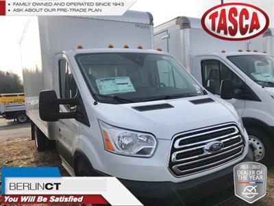 2019 Transit 350 HD DRW 4x2,  Dejana Truck & Utility Equipment DuraCube Cutaway Van #G5307 - photo 1