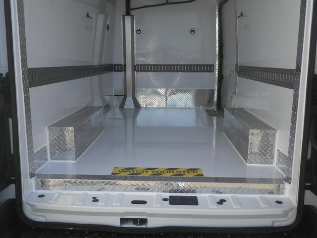 2019 Transit 250 High Roof 4x2,  Thermo King Refrigerated Body #G5339 - photo 9