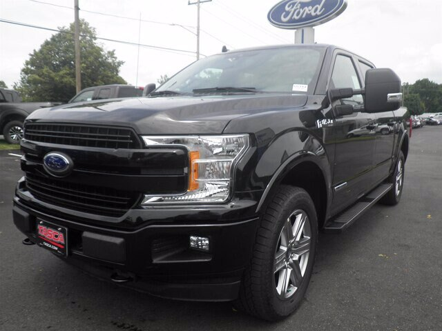 2019 F-150 SuperCrew Cab 4x4, Pickup #G5344 - photo 5