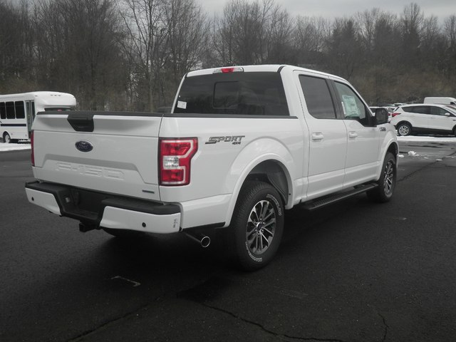 2019 F-150 SuperCrew Cab 4x4,  Pickup #G5369 - photo 2