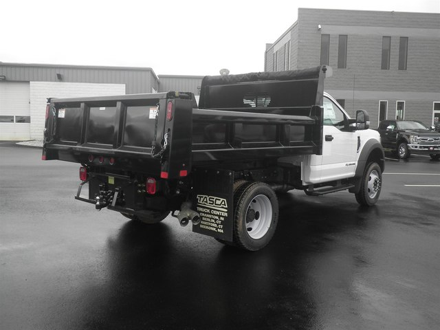 2019 F-550 Regular Cab DRW 4x4,  Rugby Dump Body #G5380 - photo 1