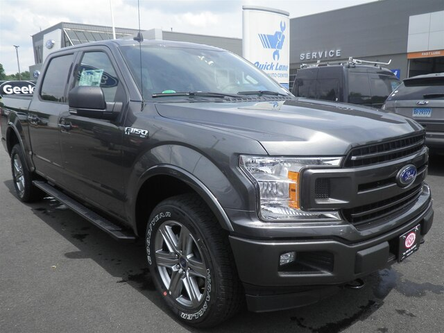 2019 F-150 SuperCrew Cab 4x4,  Pickup #G5399 - photo 3