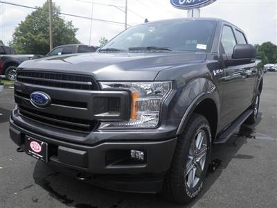 2019 F-150 SuperCrew Cab 4x4,  Pickup #G5399 - photo 4