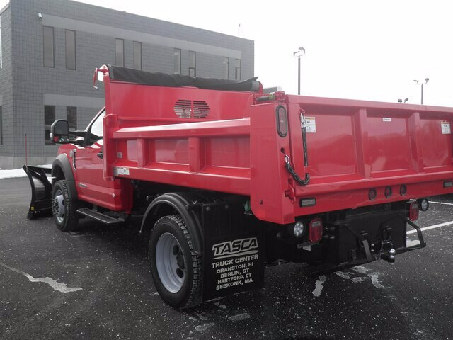 2019 Ford F-450 Regular Cab DRW 4x4, Rugby Eliminator LP Steel Dump Body #G5439 - photo 4