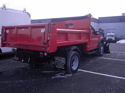2019 Ford F-450 Regular Cab DRW 4x4, Rugby Eliminator LP Steel Dump Body #G5439 - photo 2