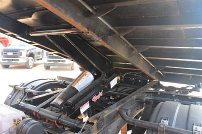 2019 Ford F-450 Regular Cab DRW 4x4, Rugby Eliminator LP Steel Dump Body #G5439 - photo 18