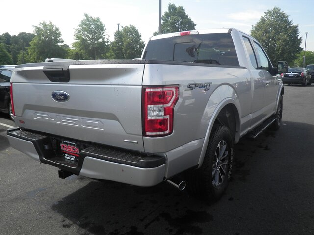 2019 F-150 Super Cab 4x4,  Pickup #G5445 - photo 1