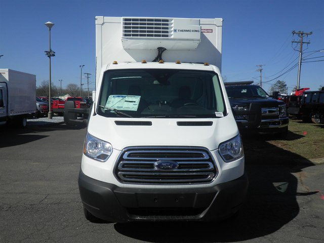 2019 Transit 350 HD DRW 4x2,  Morgan NexGen Insulated Dry Freight Refrigerated Body #G5451 - photo 3