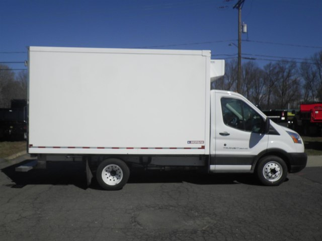 2019 Transit 350 HD DRW 4x2,  Morgan NexGen Insulated Dry Freight Refrigerated Body #G5451 - photo 8