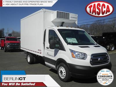 2019 Transit 350 HD DRW 4x2,  Morgan NexGen Insulated Dry Freight Refrigerated Body #G5451 - photo 1