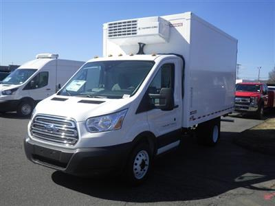 2019 Transit 350 HD DRW 4x2,  Morgan NexGen Insulated Dry Freight Refrigerated Body #G5451 - photo 4