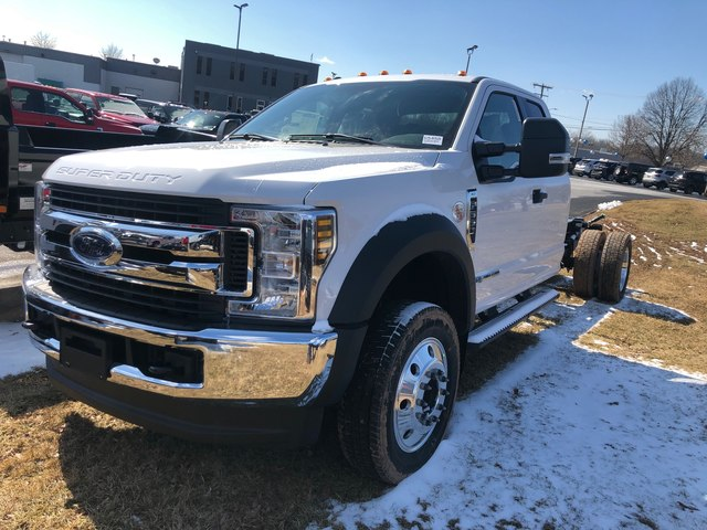 2019 F-550 Super Cab DRW 4x4,  Cab Chassis #G5458 - photo 1
