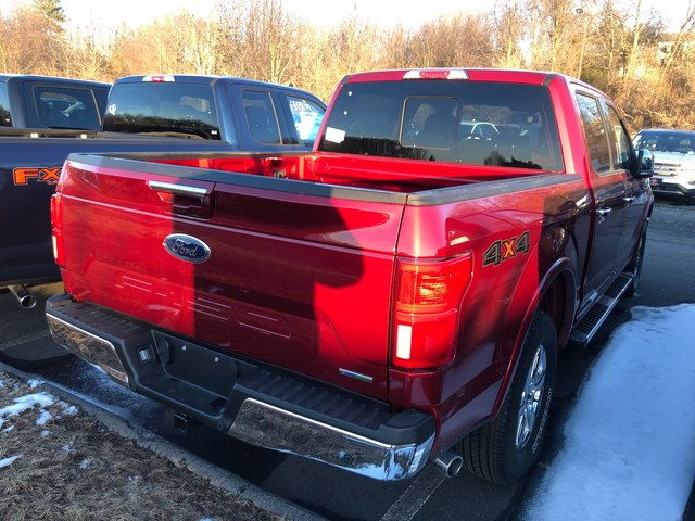2019 F-150 SuperCrew Cab 4x4,  Pickup #G5467 - photo 1