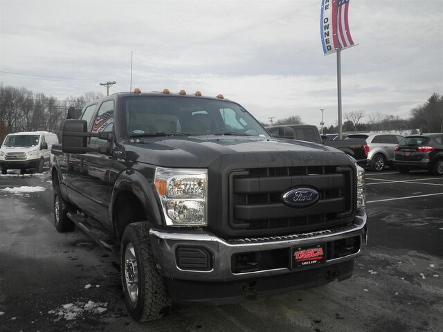 2015 F-350 Crew Cab 4x4, Pickup #G5478A - photo 5