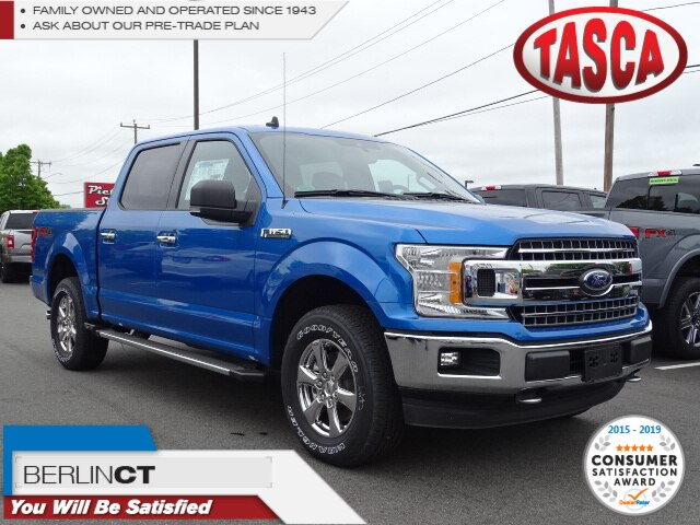 2019 F-150 SuperCrew Cab 4x4, Pickup #G5483 - photo 1