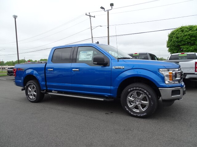 2019 F-150 SuperCrew Cab 4x4, Pickup #G5483 - photo 4
