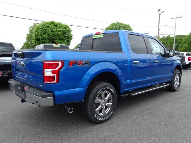 2019 F-150 SuperCrew Cab 4x4, Pickup #G5483 - photo 2