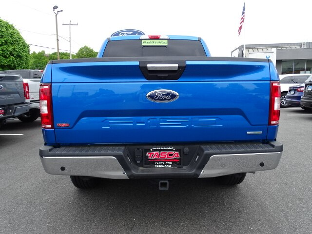 2019 F-150 SuperCrew Cab 4x4, Pickup #G5483 - photo 5