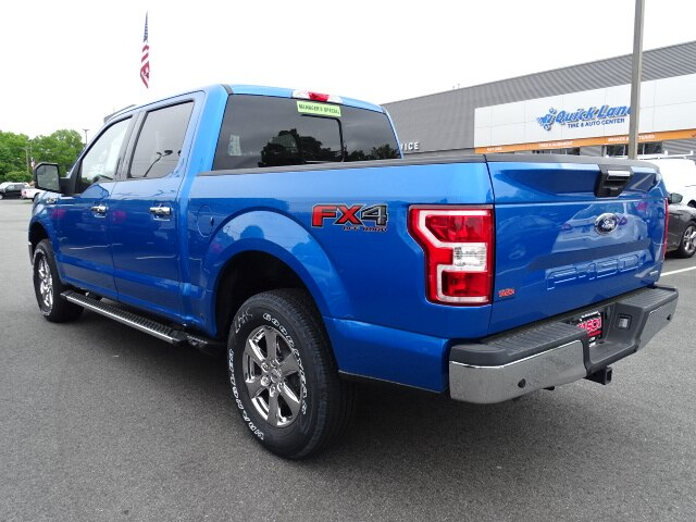 2019 F-150 SuperCrew Cab 4x4, Pickup #G5483 - photo 6