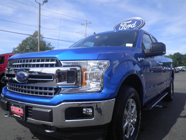 2019 F-150 Super Cab 4x4,  Pickup #G5507 - photo 3