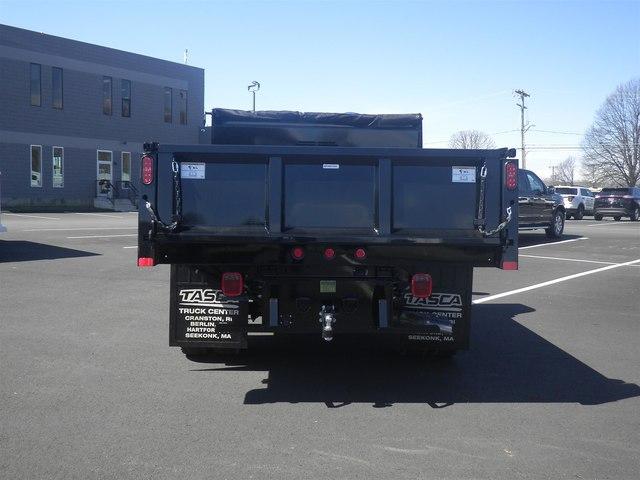 2019 F-550 Regular Cab DRW 4x4,  Rugby Eliminator LP Steel Dump Body #G5525 - photo 7