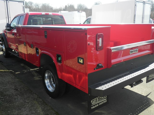 2019 F-450 Super Cab DRW 4x4,  Knapheide Aluminum Service Body #G5529 - photo 4