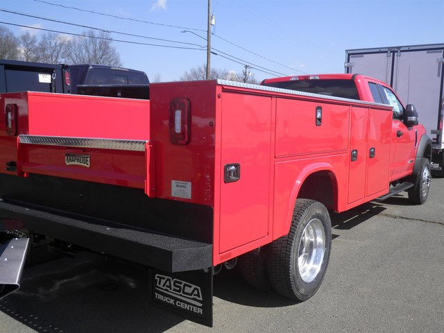 2019 F-450 Super Cab DRW 4x4,  Knapheide Aluminum Service Body #G5529 - photo 2
