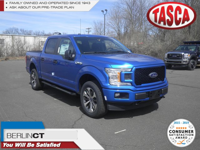 2019 F-150 SuperCrew Cab 4x4,  Pickup #G5534 - photo 1