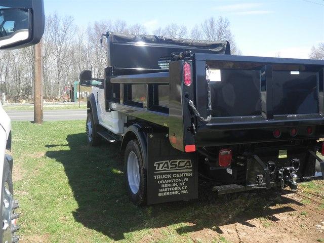 2019 F-550 Regular Cab DRW 4x4,  Rugby Eliminator LP Steel Dump Body #G5535 - photo 6