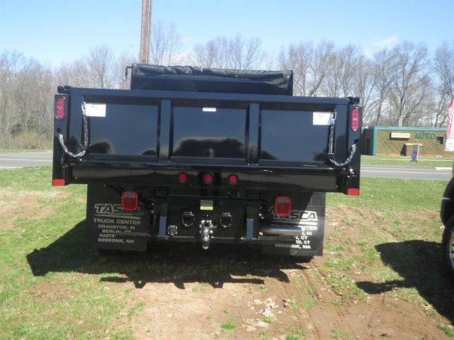 2019 F-550 Regular Cab DRW 4x4,  Rugby Eliminator LP Steel Dump Body #G5535 - photo 7