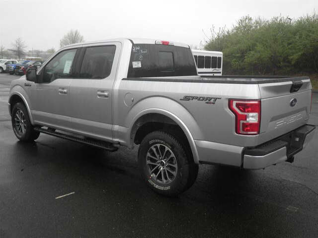 2019 F-150 SuperCrew Cab 4x4,  Pickup #G5559 - photo 5
