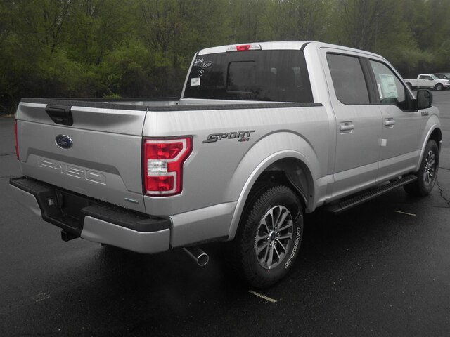 2019 F-150 SuperCrew Cab 4x4,  Pickup #G5559 - photo 7
