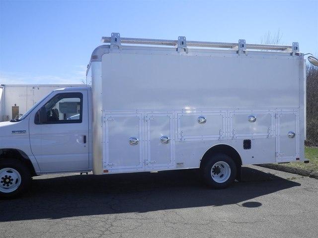 2019 E-450 4x2,  Dejana Truck & Utility Equipment DuraCube Max Service Utility Van #G5565 - photo 5