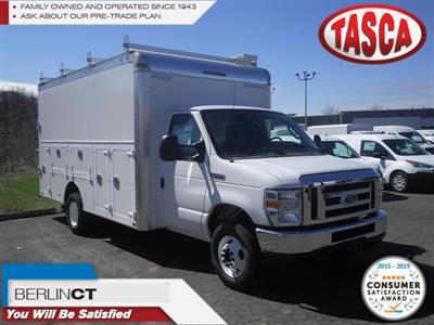 2019 E-450 4x2,  Dejana Truck & Utility Equipment DuraCube Max Service Utility Van #G5565 - photo 1