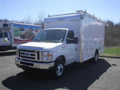 2019 E-450 4x2,  Dejana Truck & Utility Equipment DuraCube Max Service Utility Van #G5565 - photo 4