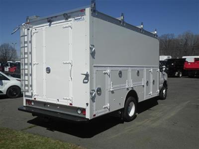 2019 E-450 4x2,  Dejana Truck & Utility Equipment DuraCube Max Service Utility Van #G5565 - photo 2
