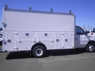 2019 E-450 4x2,  Dejana Truck & Utility Equipment DuraCube Max Service Utility Van #G5565 - photo 8