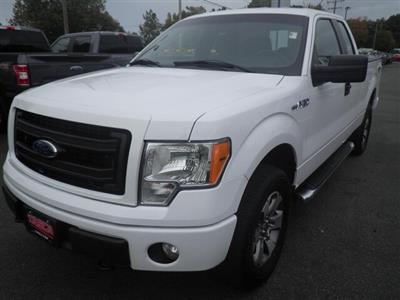 2014 F-150 Super Cab 4x4, Pickup #G5568FD - photo 4