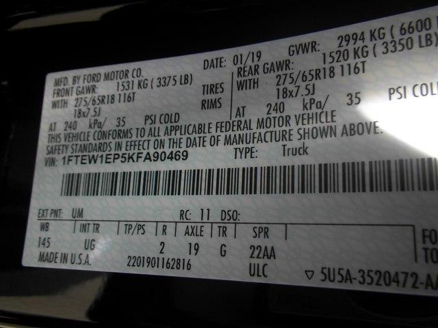 2019 F-150 SuperCrew Cab 4x4,  Pickup #G5577 - photo 37