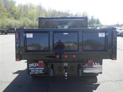 2019 F-550 Regular Cab DRW 4x4,  Rugby Eliminator LP Steel Dump Body #G5580 - photo 6